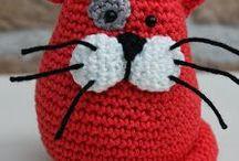 koty dla alergików ;) / szmacianki, przytulanki