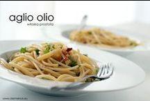makaron/pasta / danie- makaron w głównej roli
