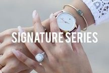 | Women's Signature Series | / Chic design meets styled minimalism.