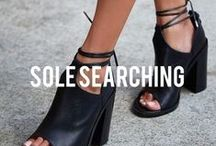 | Sole Searching | / Stylish footwear for the MVMT lady and gentleman.