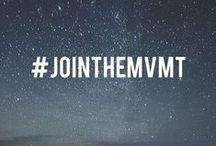 | Join the MVMT | / How do you move?