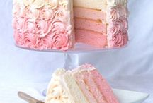 Cake galore / Beautifully decorated cakes and some tips for baking