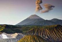 Volcanes y fenómenos naturales