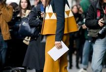 Women's fashion street style / Street-style trends from all over, looks to bring you plenty of outfit inspiration.