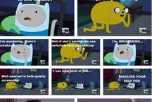 Adventure Time / Adventure Time aka best cartoon show ever