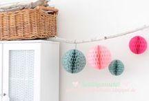 Mein Zuhause - Deko- und DIY-Ideen / Weitere tolle DIY Ideen, Deko und Basteltipps findet ihr unter: www.homemadebypatricia.de
