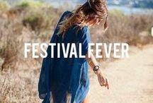 | Festival Fever | / Show up to the festival.