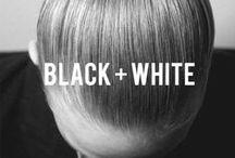 | Black + White |