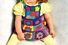 Crochet & knitt baby