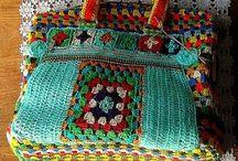 Crochet bags,purses