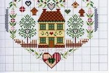 Cross stitch