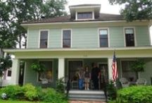House & Home / Historic and interesting homes, renovation and restoration, organizing, decor and design.
