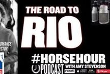 #HorseHour Podcasts / Weekly #HorseHour Podcasts with @AmyStevenson1 via @Acast & @iTunes