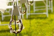 Equestrian Wedding Theme Ideas / For the romantic equestrians who want to include their life-calling into their wedding day