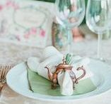 Vintage Teaparty Wedding