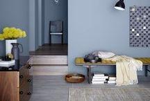 Blau / Interior Blog mit vielen tollen DIY Ideen: www.homemadebypatricia.de