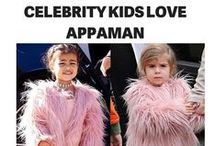 Celebrity Style / Celebrity Kid Style: We love seeing famous fans in our clothes! Celebrities can't get enough of Appaman. See who's wearing the latest looks from our new collections. / by Appaman