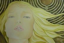 Art / Contemporary art _ mandala contemporary _ Atlantis 2012