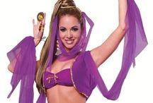 Girl @ Costume (Arabian Dancer)