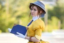 Girl @ Costume (Disney)
