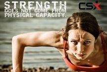 Fitness Motivation + Inspiration