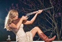 Girl • With Gun