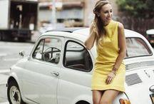 Summer Dress • Yellow