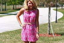 Summer Dress (Pink)