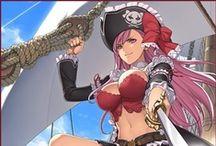 Girl @ Anime (Pirate)