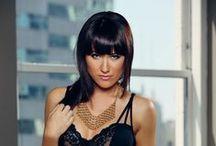 Model • Kimberly Kisselovich