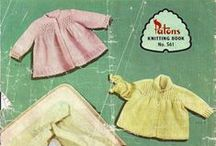 Baby jackets / Little projects