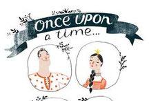Children's Book Illustration / Contemporary children's book illustration (1980s - present) / by Sarah Massini