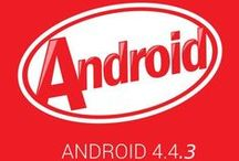 Android KITKAT / The tastiest mobile phone operating system on the planet.