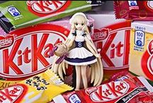 KITKAT Global Limited Editions / Take a look at some of the different kinds of limited edition KITKAT bars from around the world.