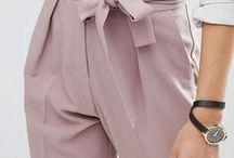 WOMAN STYLE // INSPIRATION / Minimalist | Slow Fashion |