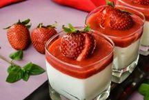 Desserts/fruits...