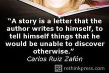 Carlos Ruiz Zafón / The Writer