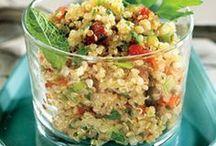 quinoa / j'aime le quinoa
