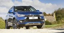 Mitsubishi ASX / The ASX is part urban dweller and part country getaway. The elevated driving position means that it's part sumptuous interior and part safety conscious. The optional 6 speed automatic gearbox and optional 4WD means that it's part smooth commute and part gritty off-roader. Crossover to the ASX.