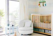 chambres de bébés/d'enfants/ados / Les enfants adorent avoir leur propre chambre. C'est leur petit refuge.