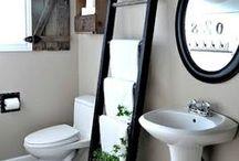 Home: salle de bain...