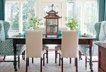 Transitional Design / Classic design with a contemporary twist.