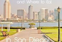 Places to Eat in San Diego County / #RealEstate #SanDiego #Restaurant