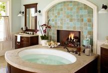 Bathrooms to retire in / #RealEstate #SanDiego #Bathroom