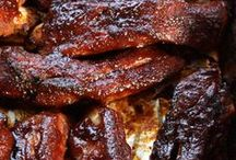 Grilled to Perfection / #Grilled #BBQ #Smoke #Ribs #Chicken #Burger #Brisket #Pork #Beef