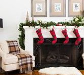 Holiday Design Inspiration / Get in the holiday spirit with festive inspirations.