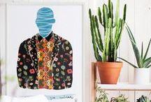 La Tienda del Desván - Láminas / Prints / Arte / Art / #decoración #laminas #pósters #cuadros