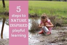 Articles about Nature Play / Articles external to Nature Play QLD on the benefits of nature play, the change of nature play, and nature play inspiration.