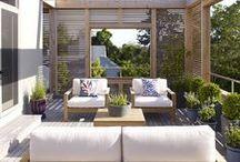 Outdoor Design / Embrace nature and make your backyard beautiful.