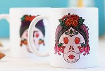 La Tienda del Desván - Tazas / Mugs / Tazas de té, café ... de La Tienda del Desván